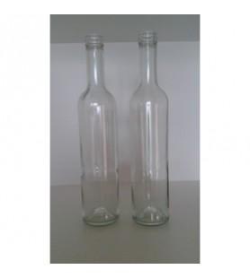 0,5 literes pálinkás üveg
