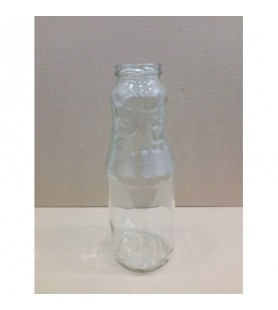 1 literes szörpös üveg