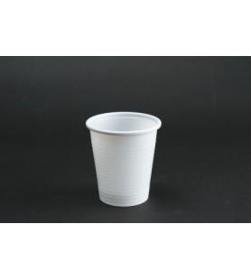 Műanyag pohár 1,6 dl fehér