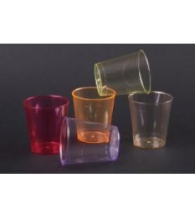 4 cl műanyag snapszos pohár